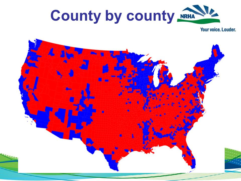 County by county