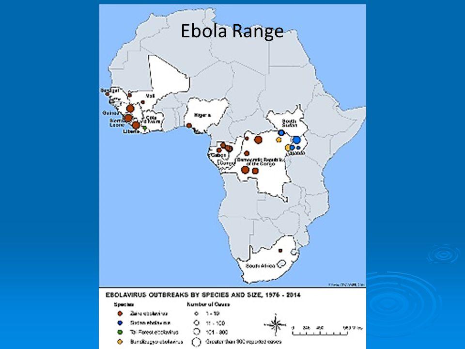 Ebola Range
