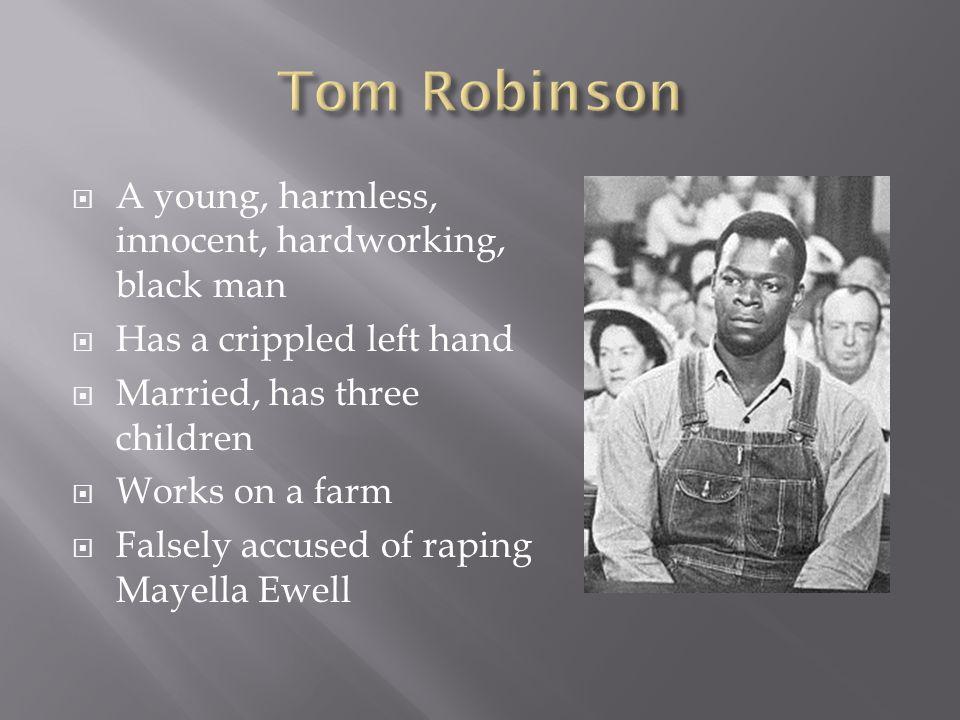 Mayella And Tom Robinson