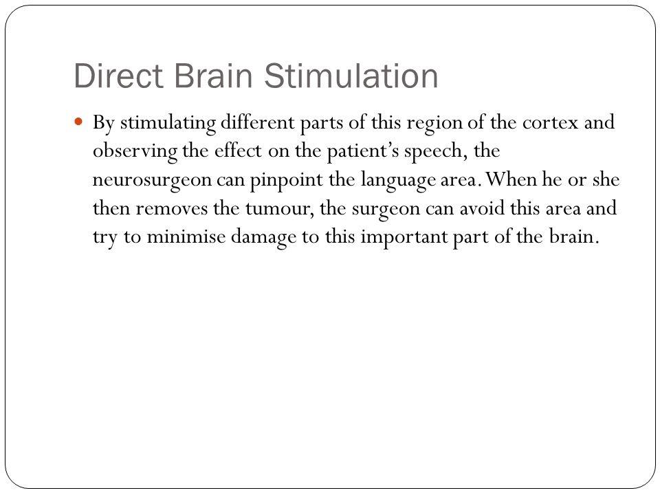 Positron emission tomography (PET) Positron emission tomography (PET) images provide information about the living brain in action.