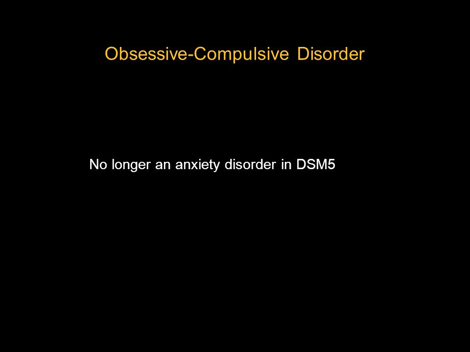 Obsessive-Compulsive Disorder Obsessive-compulsive disorder (OCD)—a disorder in which the mind is flooded with persistent and uncontrollable thoughts (obsessions) and the individual is compelled to repeat certain acts again and again (compulsions)