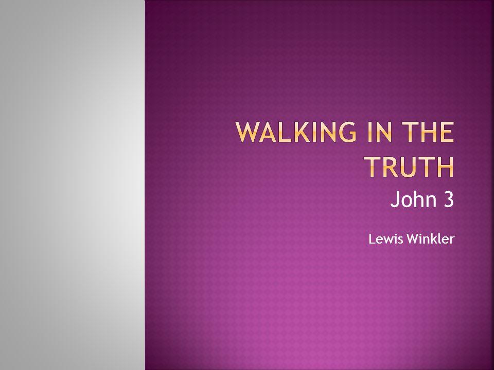 John 3 Lewis Winkler