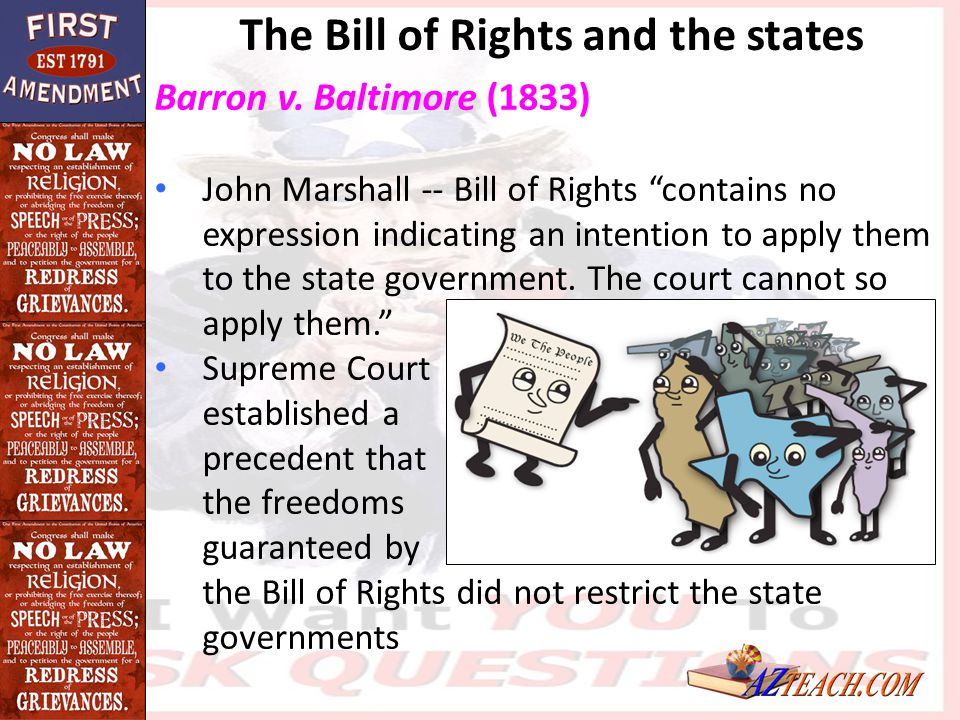 Freedom of Assembly Right to assemble Right to gather together in order to make a statement within reasonable limits Called time, place, and manner restrictions Includes rights to parade, picket, protest Supreme Court has generally upheld the right of any group -- no matter how controversial or offensive – to peaceably assemble on public property Balance between freedom and order When does protest verge on harassment.