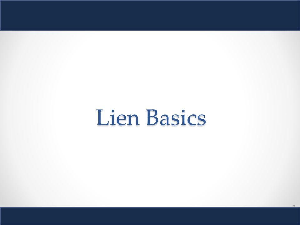 3 COKINOS BOSIEN & YOUNG Introduction Mechanic's lien laws in Texas are very complex, and are provided for both in the Texas Constitution and in the Texas Property Code.