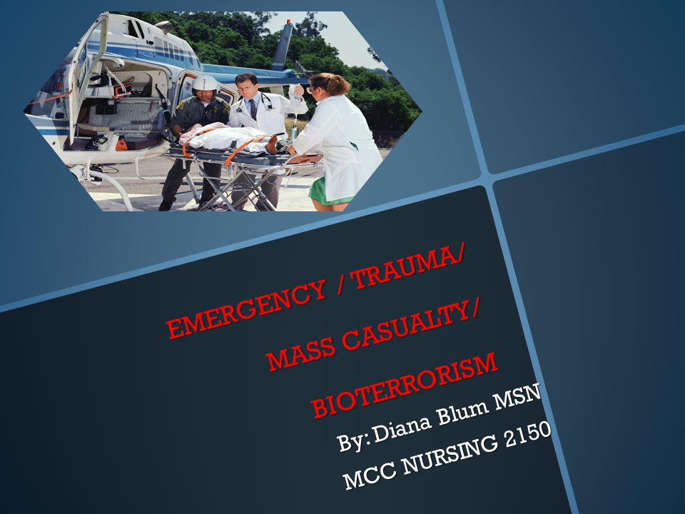 2 nd ary Survey Identifies other injuries or medical issues that needs to be managed