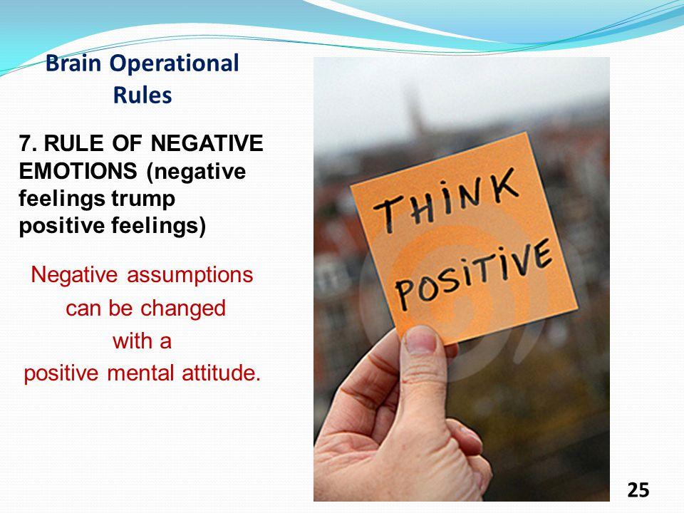Brain Operational Rules 7.