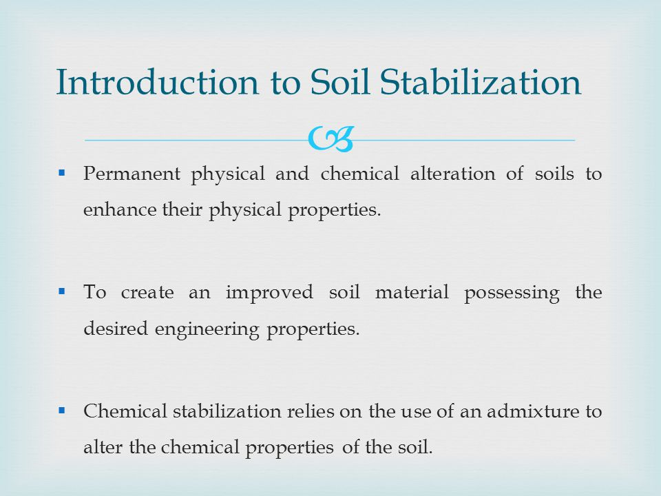  Soil Type Settlement Potential of Cohesive Soils {Remolded Samples} Hydraulic Conductivity, k z (m/yr ) Untreated Clay Soil 0.05755 Soil + 30% RHA 0.80495 Soil + 8% Lime 0.72524 Soil + 10% NaOH 0.0938