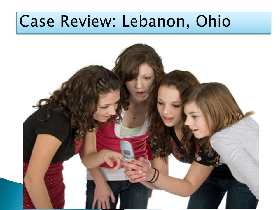 Case Review: Lebanon, Ohio
