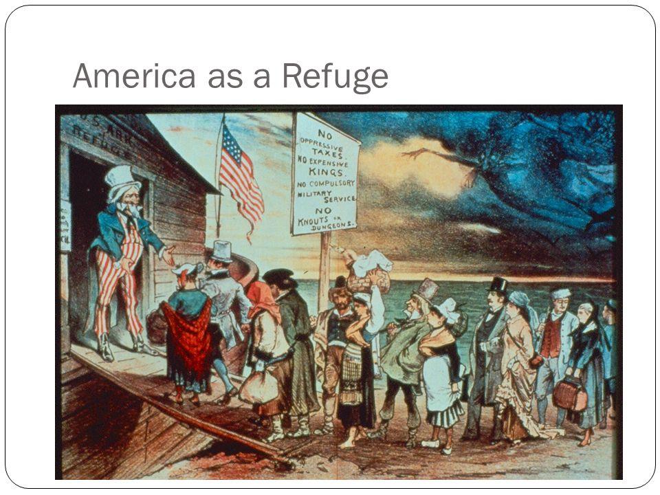 America as a Refuge