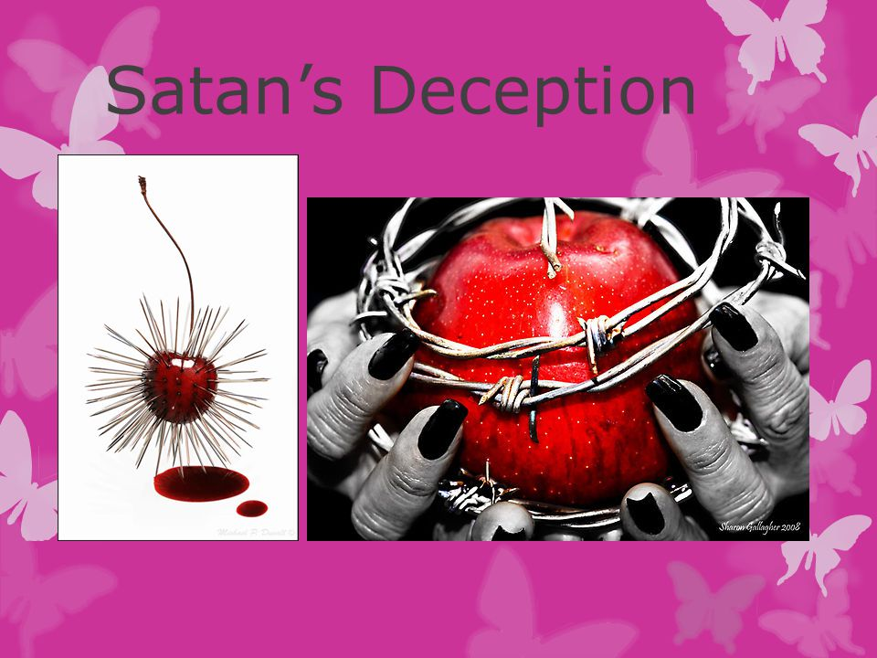 Satan's Deception