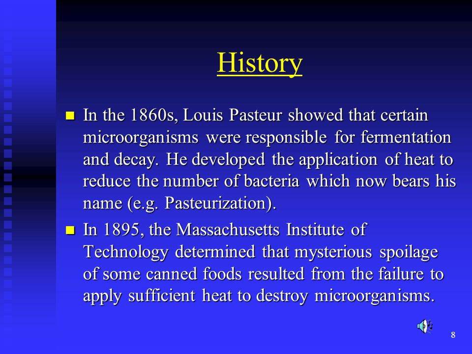 89 Control Moisture Drying of food products is certainly not new.