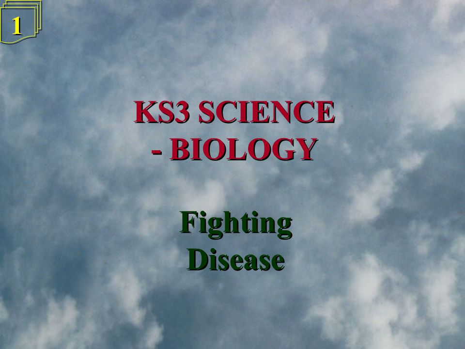 LEFT CLICK OR PRESS SPACE BAR TO ADVANCE, PRESS P BUTTON TO GO BACK, PRESS ESC BUTTON TO END LEFT CLICK OR PRESS SPACE BAR TO ADVANCE, PRESS P BUTTON TO GO BACK, PRESS ESC BUTTON TO END COMPUTER PRESENTATIONS FOR KS3 SCIENCE - BIOLOGY ©2003, STEVE PARKER COMPUTER PRESENTATIONS FOR KS3 SCIENCE - BIOLOGY ©2003, STEVE PARKER