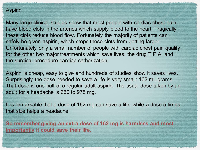 Aspirin and GI bleeding.
