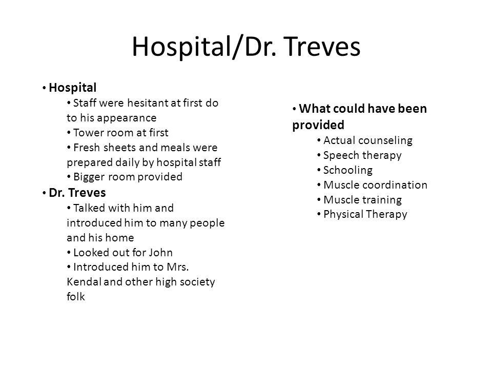 Hospital/Dr.
