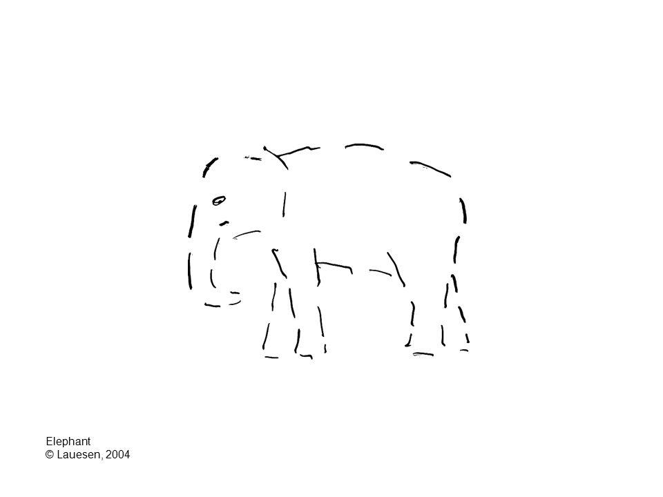 Elephant © Lauesen, 2004