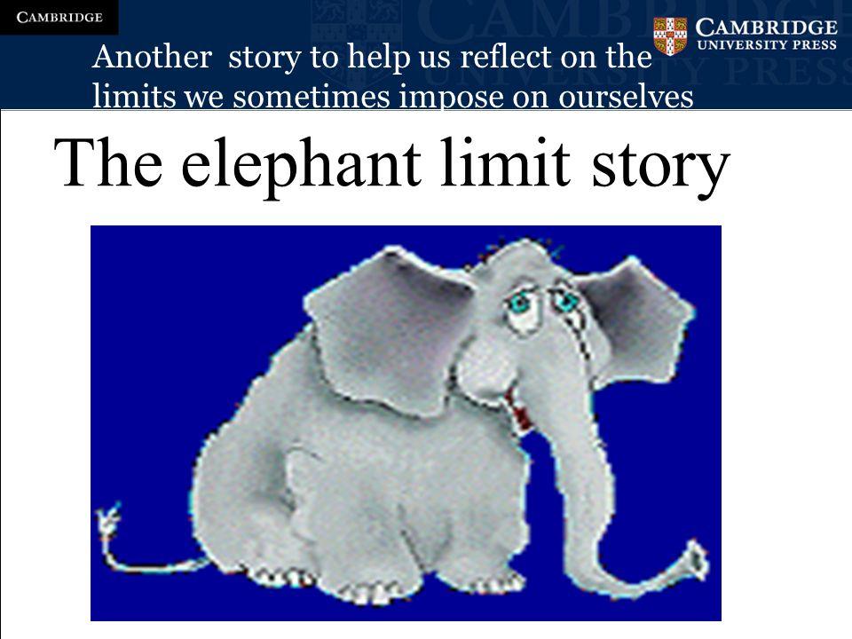 Where's the elephant.