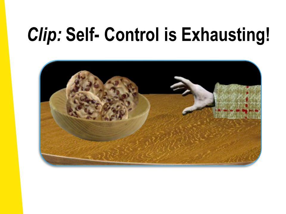 Clip: Self- Control is Exhausting! Giuseppe Arcimboldo (1593, Italy)