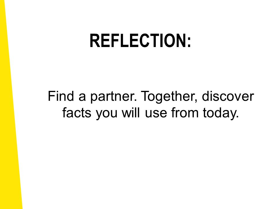 Find a partner. Together, discover facts you will use from today. Giuseppe Arcimboldo (1593, Italy) REFLECTION: