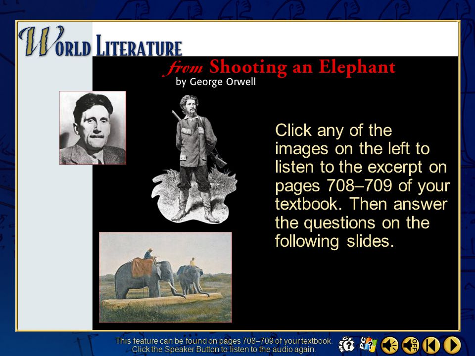 World History Online Explore online information about the topics introduced in this unit.