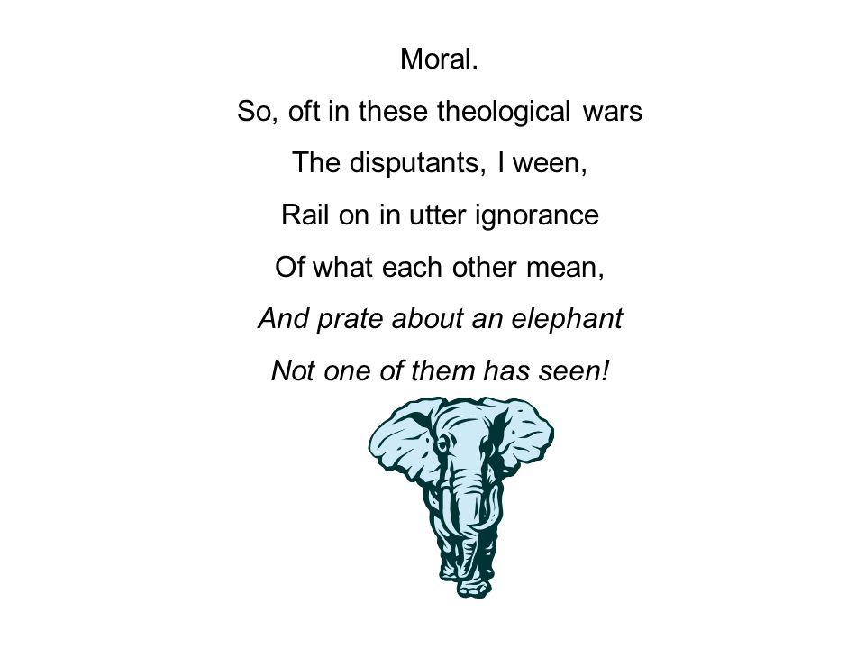 Moral.
