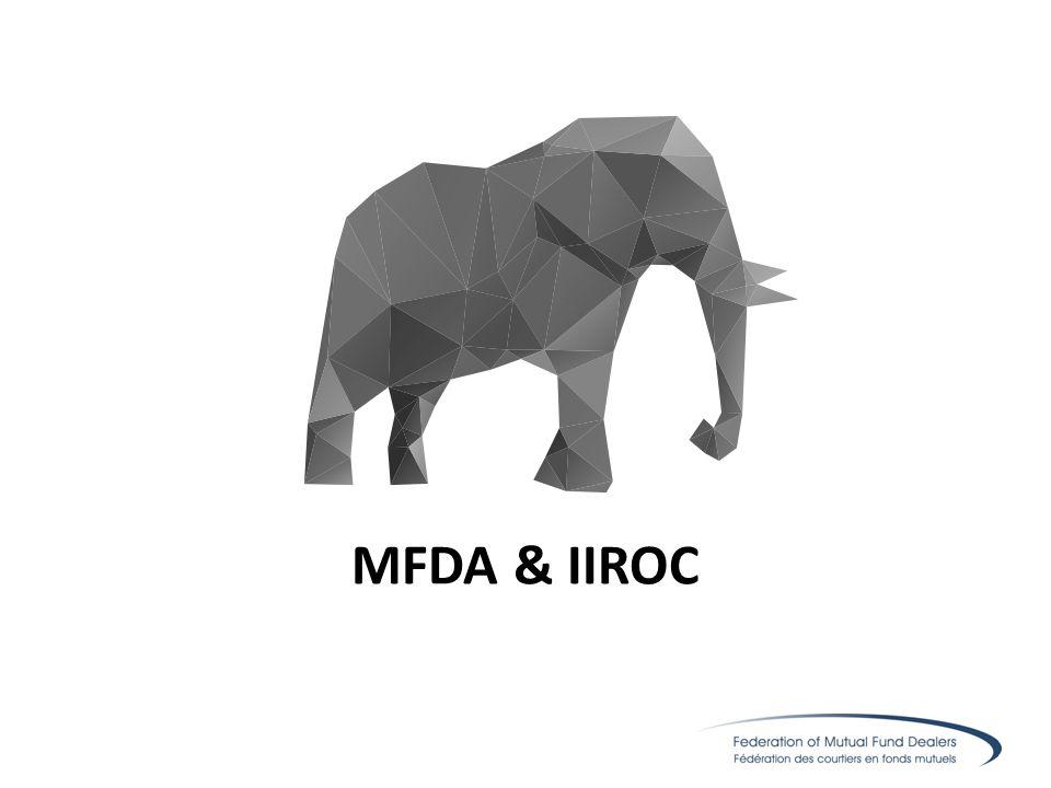 MFDA & IIROC