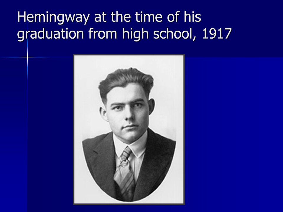 Hemingway's Life and Work