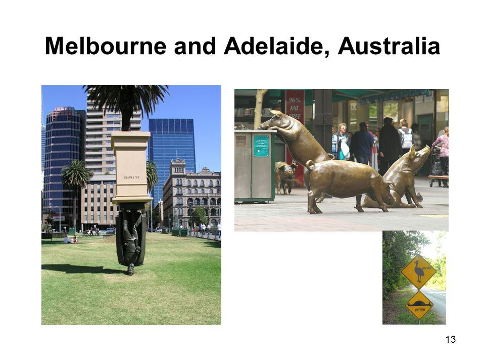 Melbourne and Adelaide, Australia 13