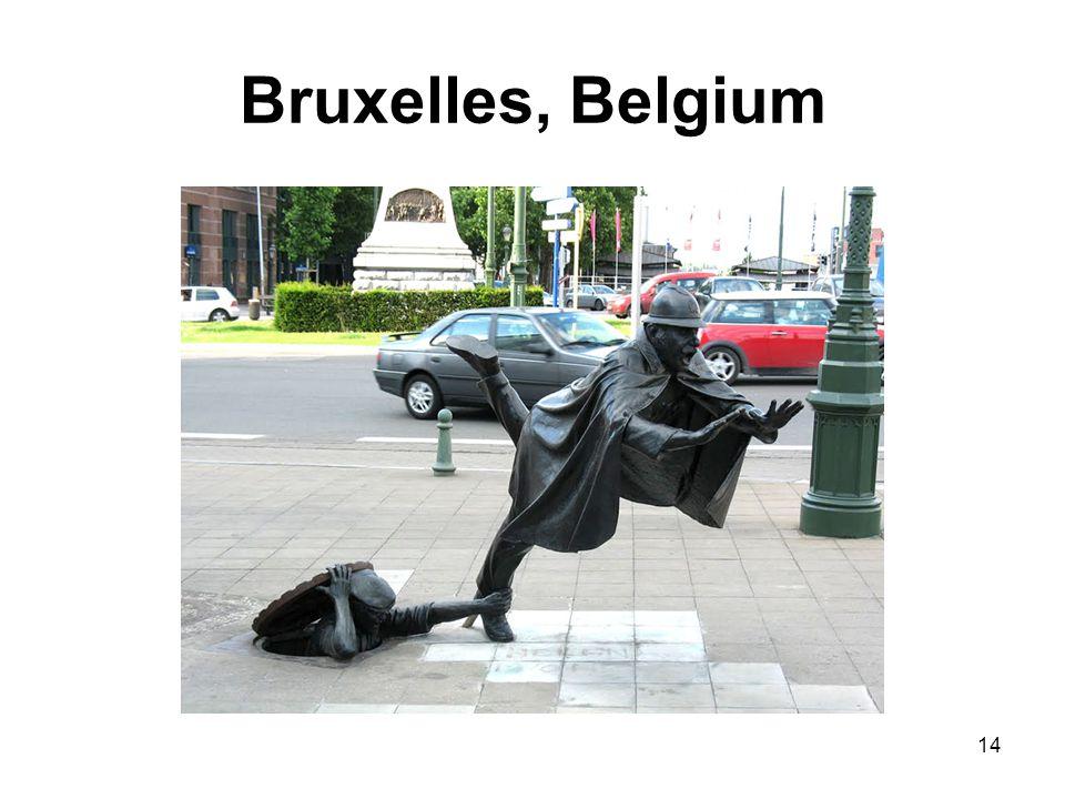 Bruxelles, Belgium 14