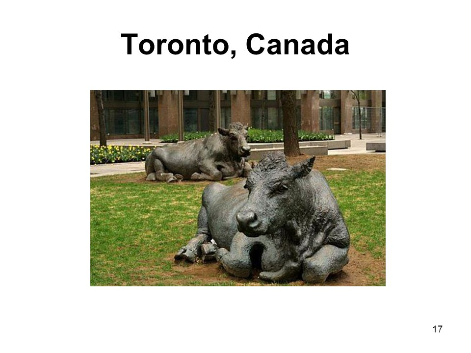 Toronto, Canada 17
