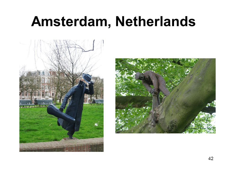 Amsterdam, Netherlands 42