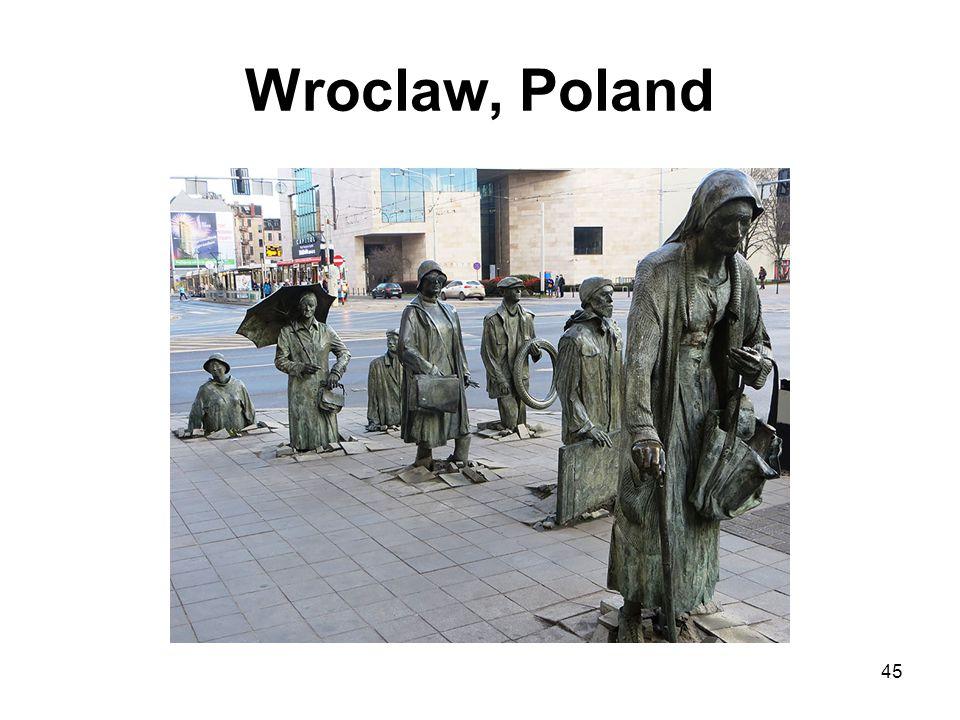 Wroclaw, Poland 45