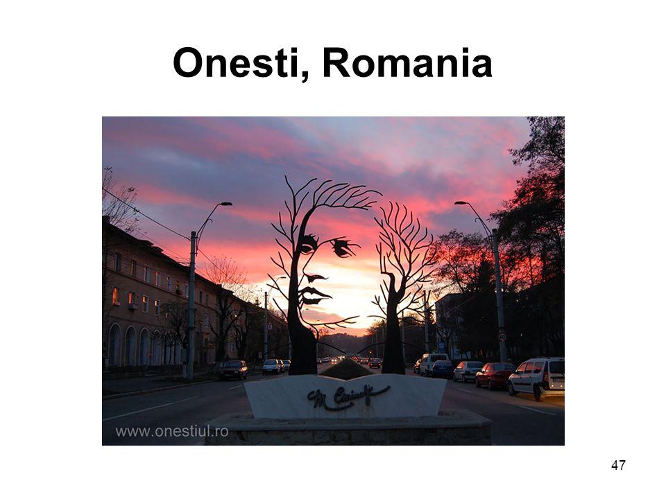 Onesti, Romania 47