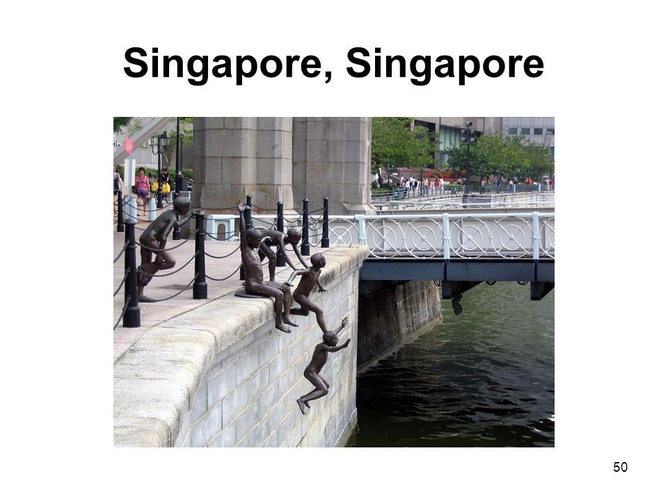 Singapore, Singapore 50