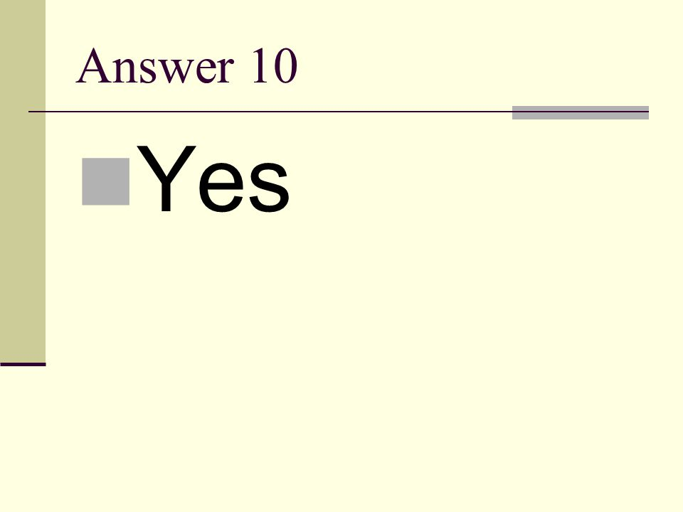 Question 10 Is it common for major political parties to have their candidates listed on an election ballot?