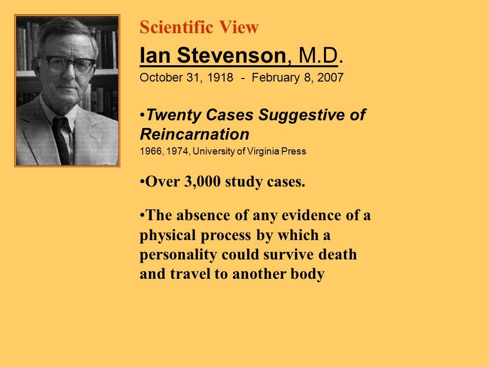 Scientific View