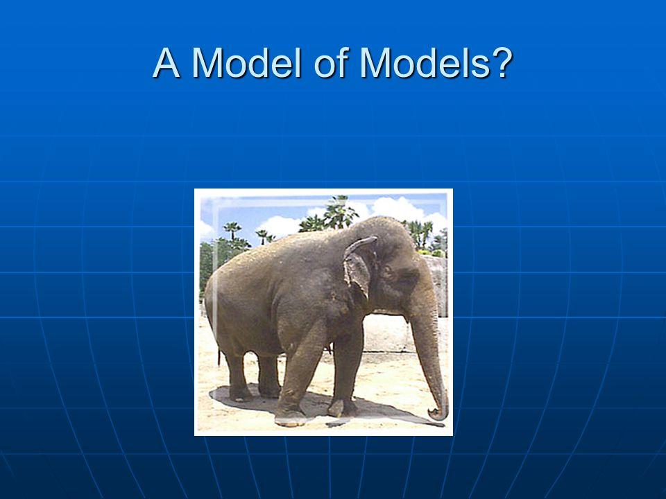 A Model of Models