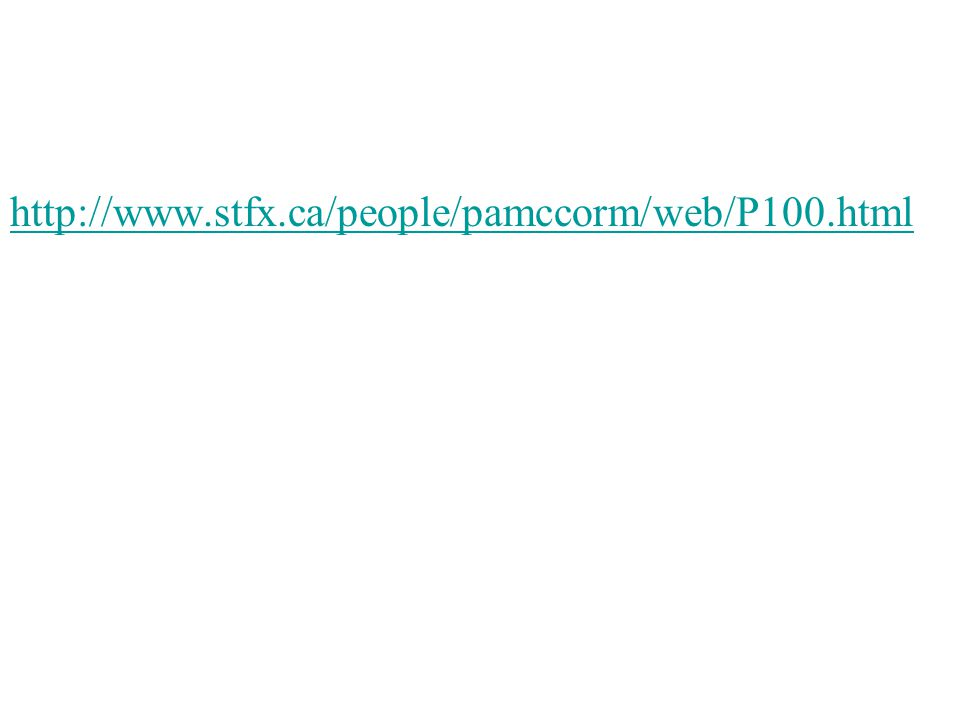 http://www.stfx.ca/people/pamccorm/web/P100.html
