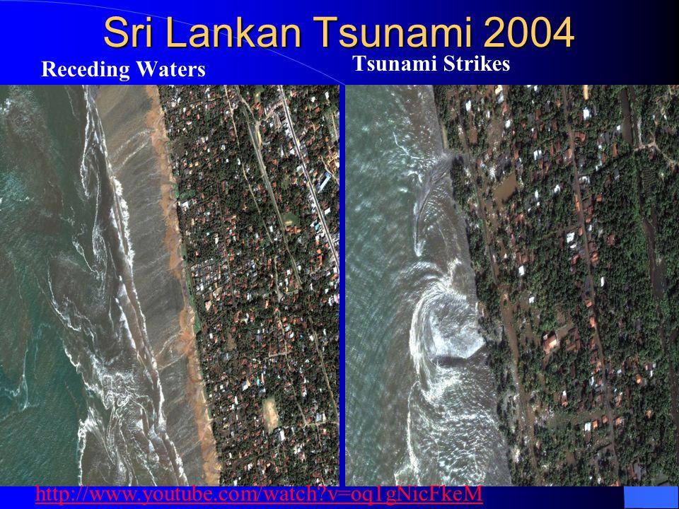 Beach erosion caused by Tsunami in Kahanda-modara