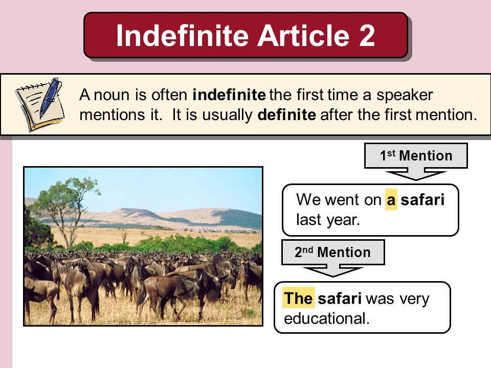 Zero Article 1 Use zero article (no article) with non-specific plural count nouns and non-specific non-count nouns.