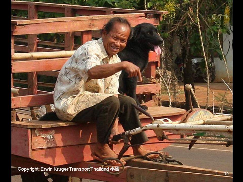 Copyright: Erwin Kruger Transport Thailand 泰國 10