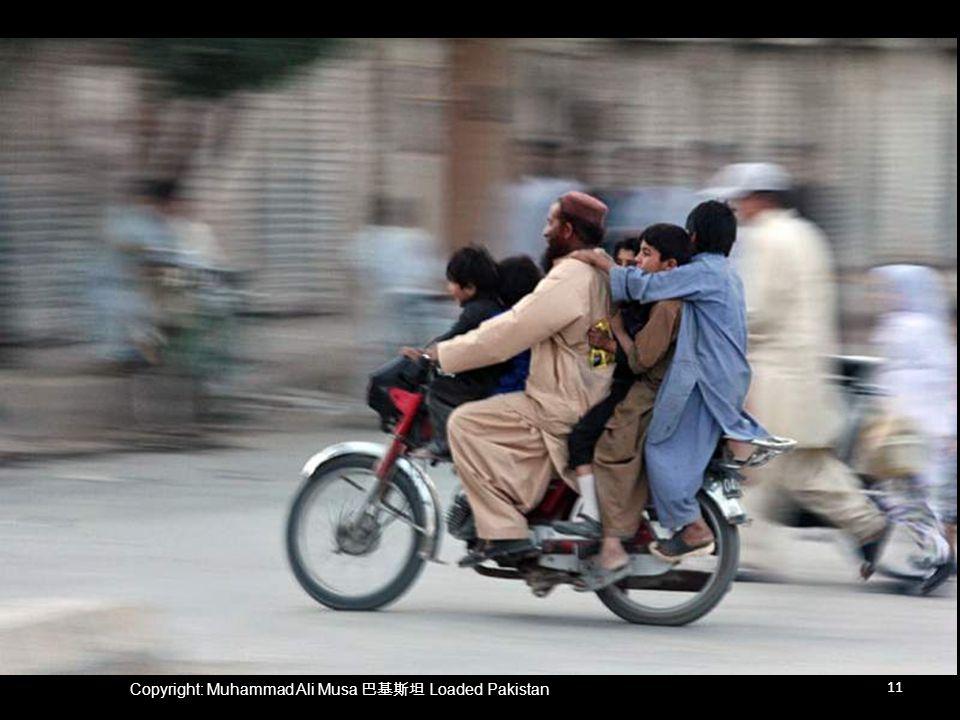 Copyright: Muhammad Ali Musa 巴基斯坦 Loaded Pakistan 11