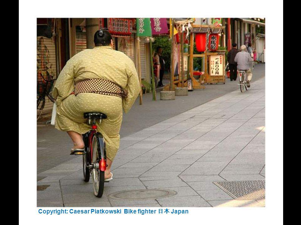 Copyright: Caesar Piatkowski Bike fighter 日本 Japan 16