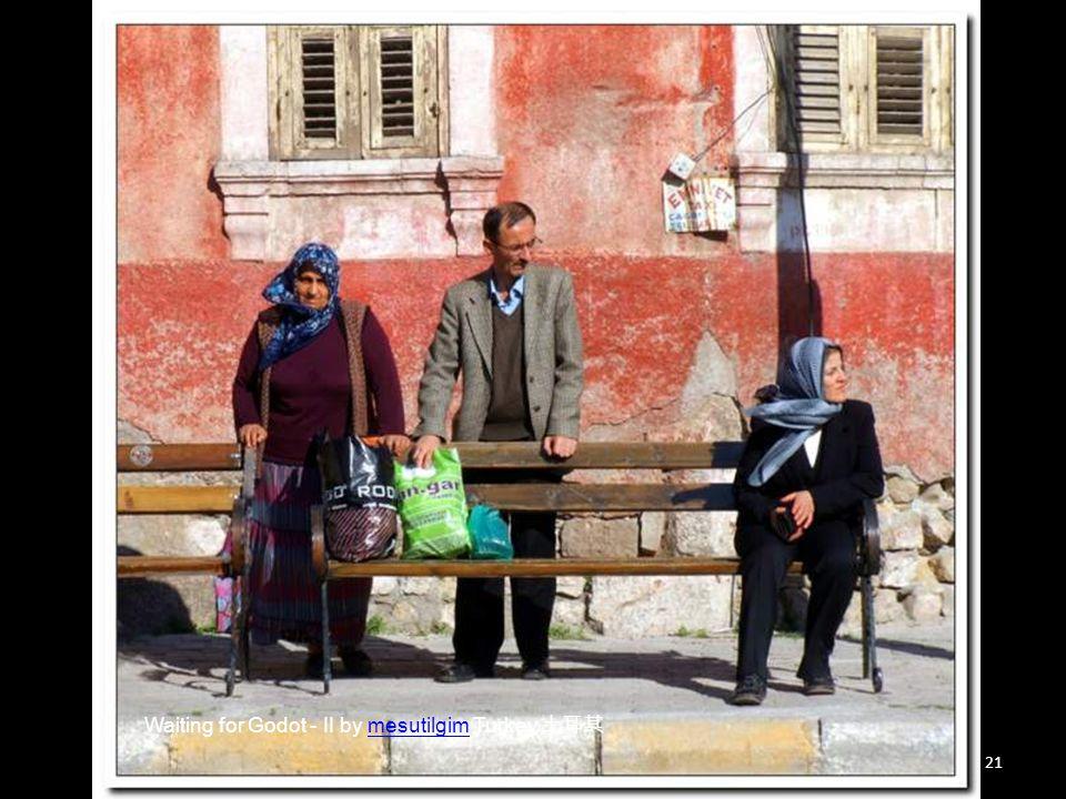 Waiting for Godot - II by mesutilgim Turkey 土耳其mesutilgim 21