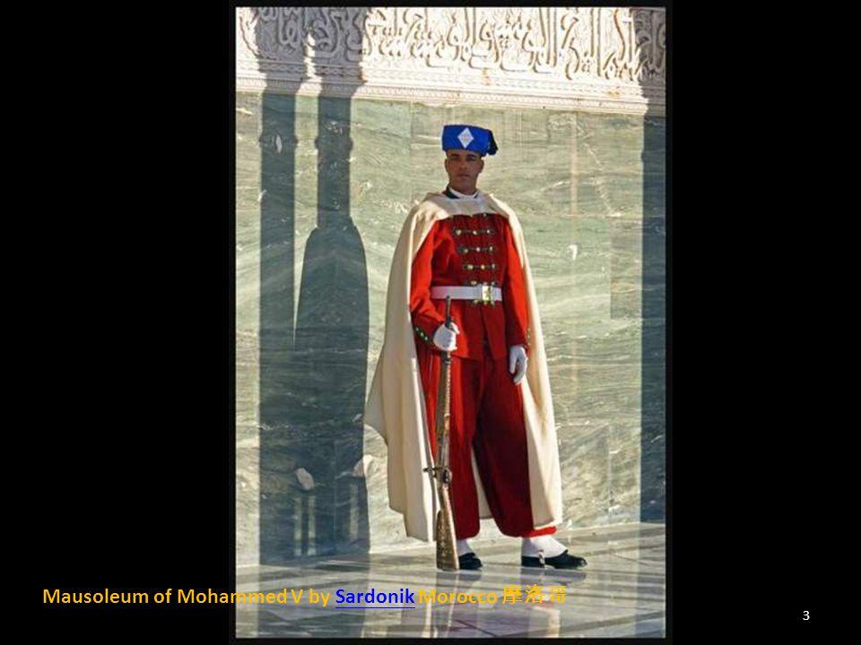 Mausoleum of Mohammed V by Sardonik Morocco 摩洛哥Sardonik 3