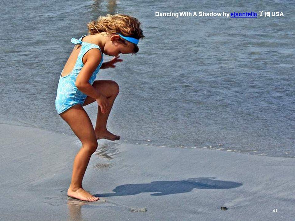 Dancing With A Shadow by ejsantella 美國 USAejsantella 41