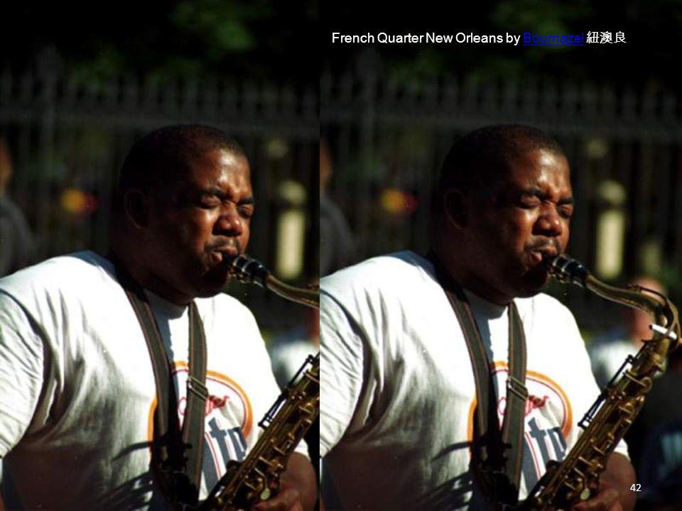 French Quarter New Orleans by Bournazel 紐澳良Bournazel 42