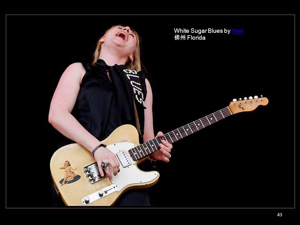 White Sugar Blues by rlradrlrad 佛州 Florida 43