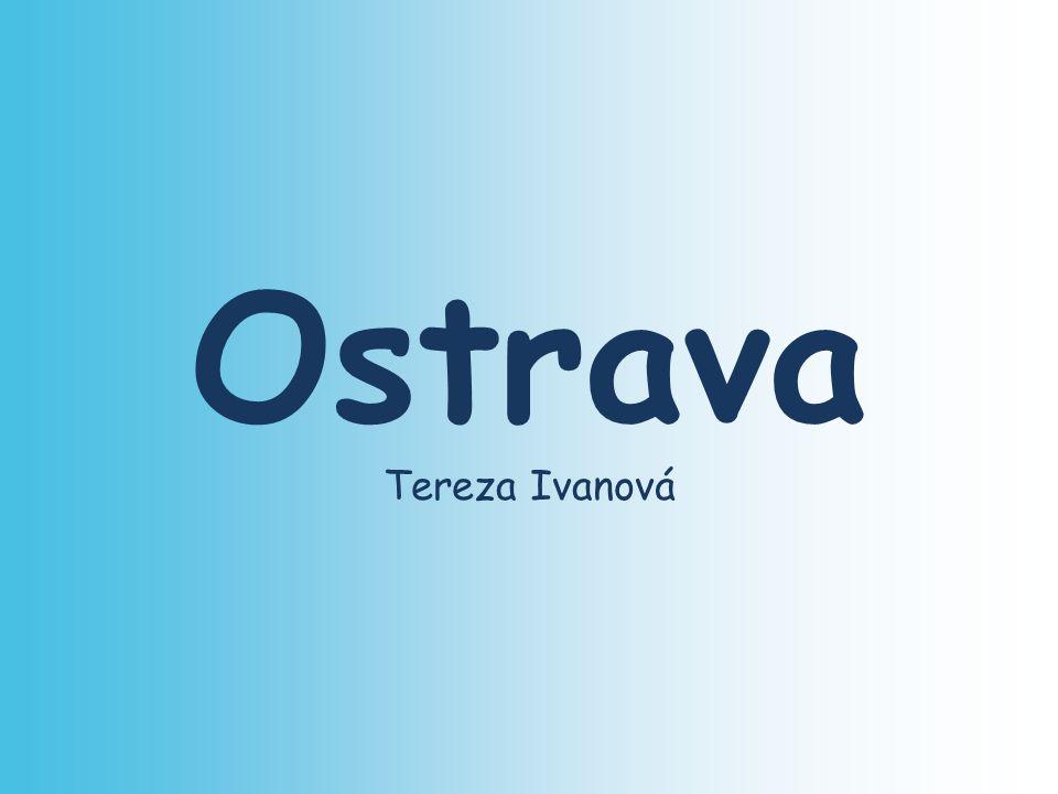 Ostrava Tereza Ivanová