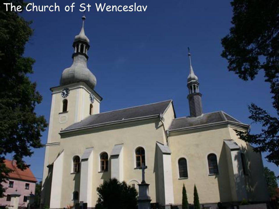 The Church of St Wenceslav