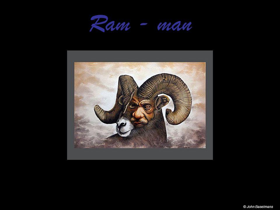 Ram - man © John Baselmans
